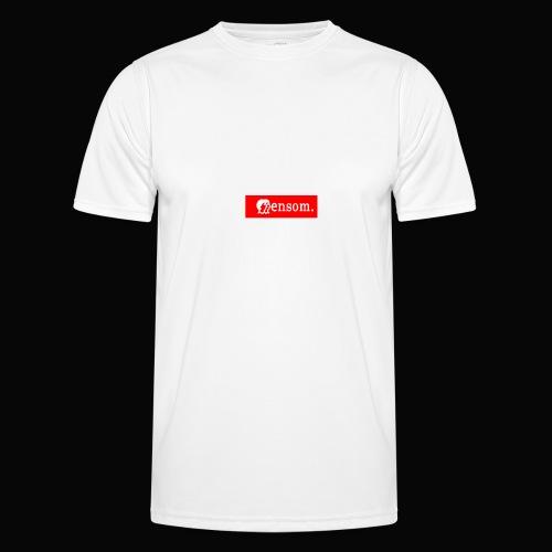 Ensom - Funksjons-T-skjorte for menn