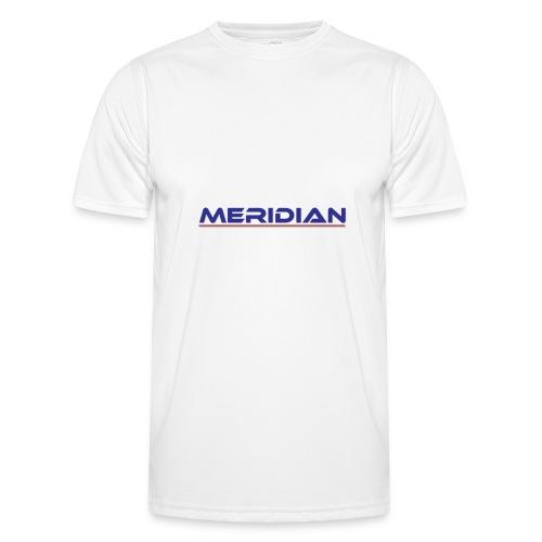 Meridian - Maglietta sportiva per uomo
