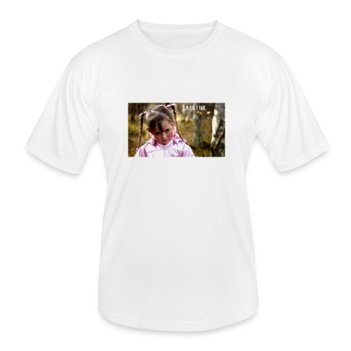 Lille Lise Picture - Men's Functional T-Shirt