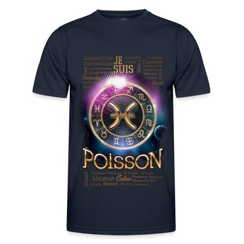 POISSONS - T-shirt sport Homme