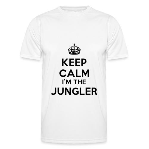 Keep calm I'm the Jungler - T-shirt sport Homme
