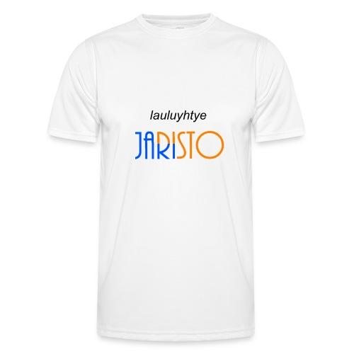 JaRisto Lauluyhtye - Miesten tekninen t-paita