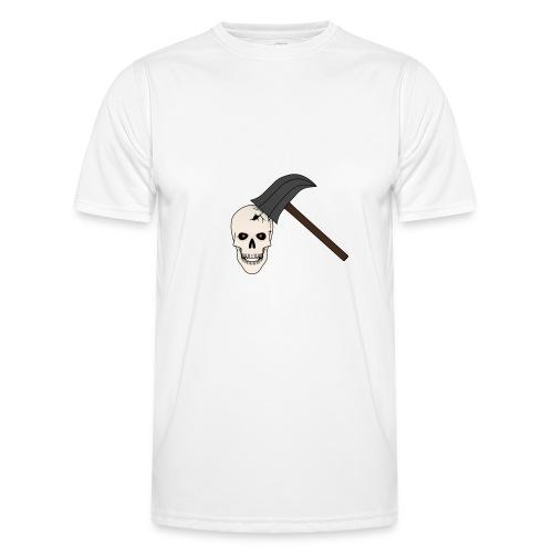 Skullcrusher - Männer Funktions-T-Shirt