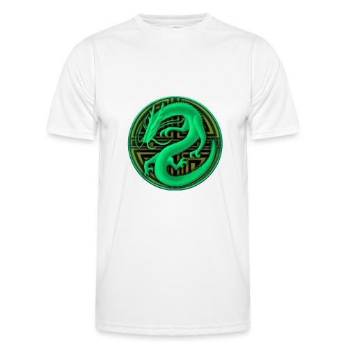 logo mic03 the gamer - Maglietta sportiva per uomo