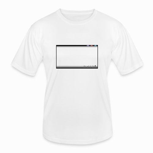 The Scots Review GO LIVE! Logo - Men's Functional T-Shirt