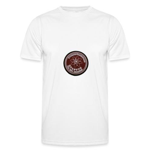 quantum - Miesten tekninen t-paita