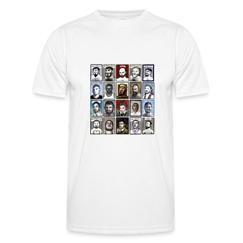 ACEO - Maglietta sportiva per uomo