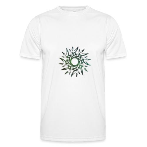 Tribale - Maglietta sportiva per uomo