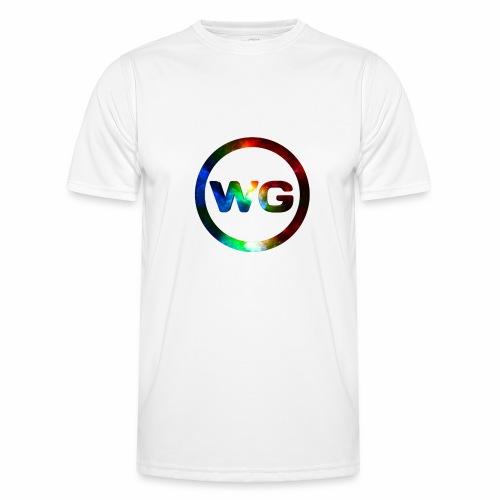 wout games - Functioneel T-shirt voor mannen