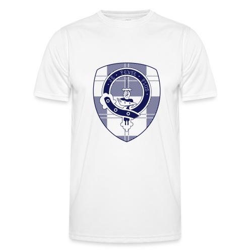 Logo Scouting Erskine 2018 - Functioneel T-shirt voor mannen
