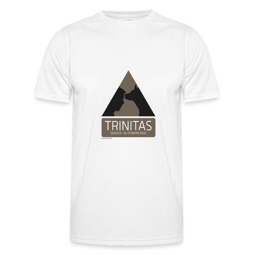 Trinitas Shirts - Funktionsshirt til herrer