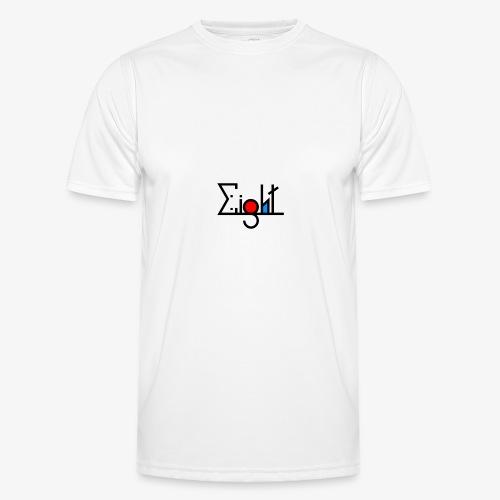 EIGHT LOGO - T-shirt sport Homme