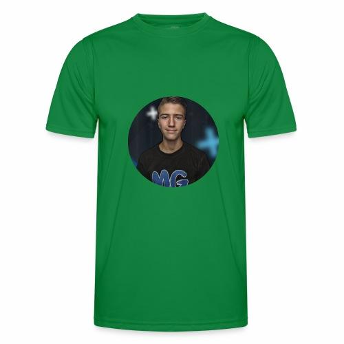 Design blala - Functioneel T-shirt voor mannen