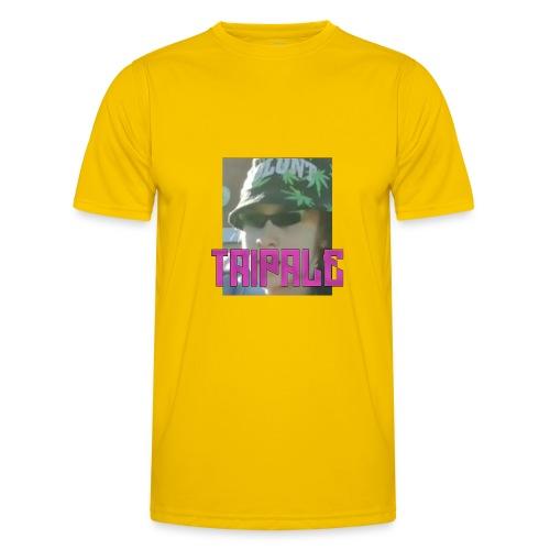 Rare Taipale - Miesten tekninen t-paita