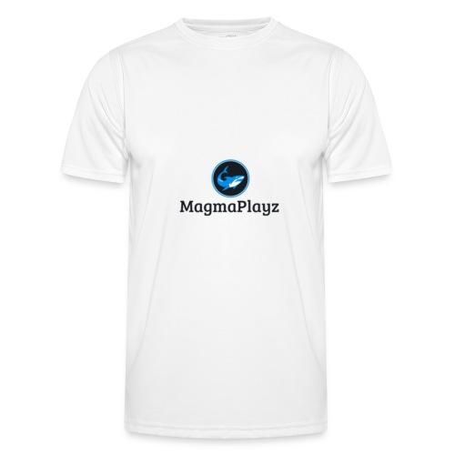 MagmaPlayz shark - Funktionsshirt til herrer