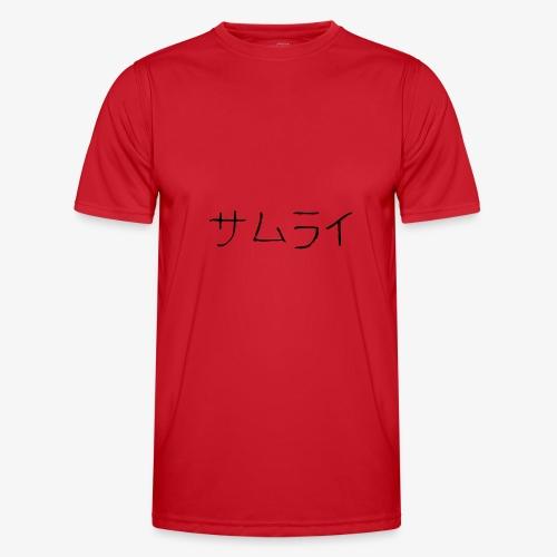 SAMURAI. - T-shirt sport Homme