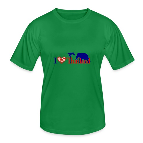 I love Thailand - Men's Functional T-Shirt