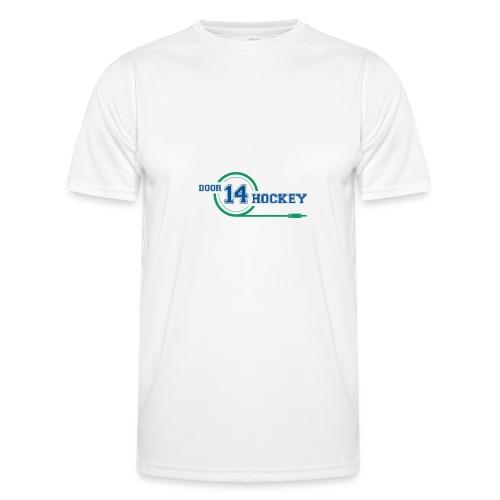 D14 HOCKEY LOGO - Men's Functional T-Shirt