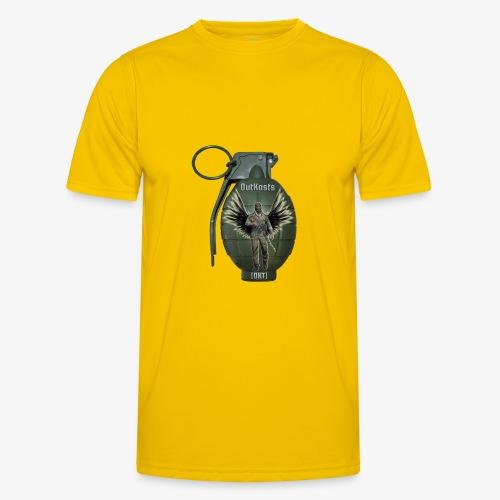 grenadearma3 png - Men's Functional T-Shirt