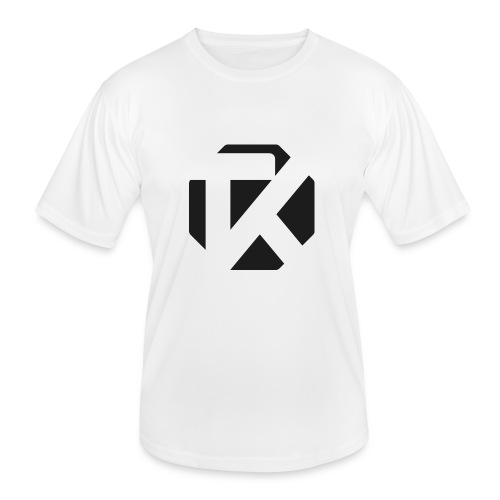 Logo TK Noir - T-shirt sport Homme