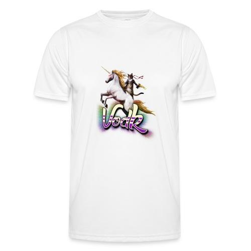 VodK licorne png - T-shirt sport Homme