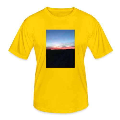 late night cycle - Men's Functional T-Shirt
