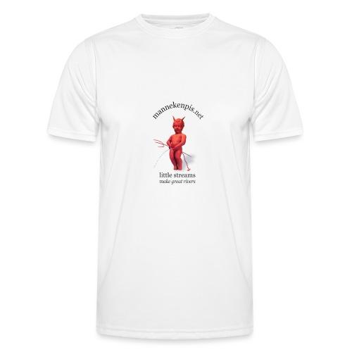 DiABLES ROUGES ♀♂ | mannekenpis - T-shirt sport Homme
