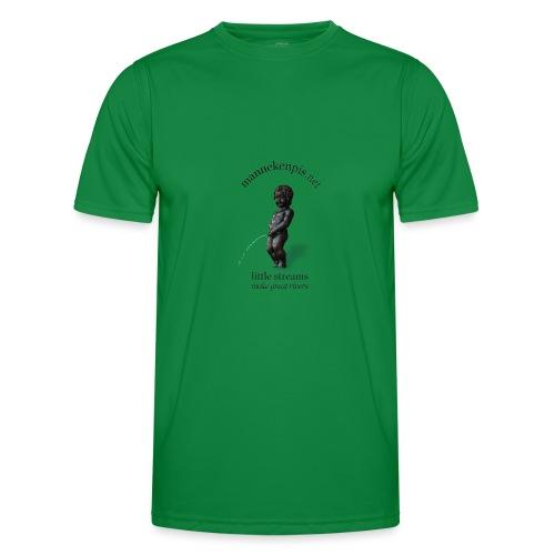 BXL ♀♂ | mannekenpis - T-shirt sport Homme