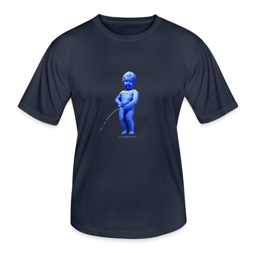 EUROPA mannekenpis ♀♂   Enfant - T-shirt sport Homme