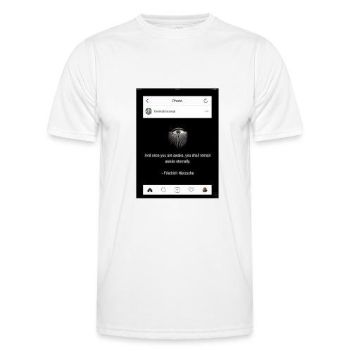 81F94047 B66E 4D6C 81E0 34B662128780 - Men's Functional T-Shirt