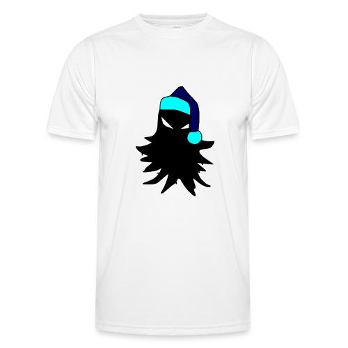 tricolored - Miesten tekninen t-paita