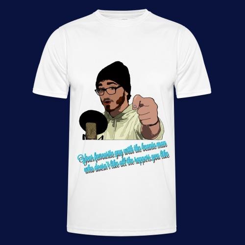 Your Favourite Beanie Man - Men's Functional T-Shirt
