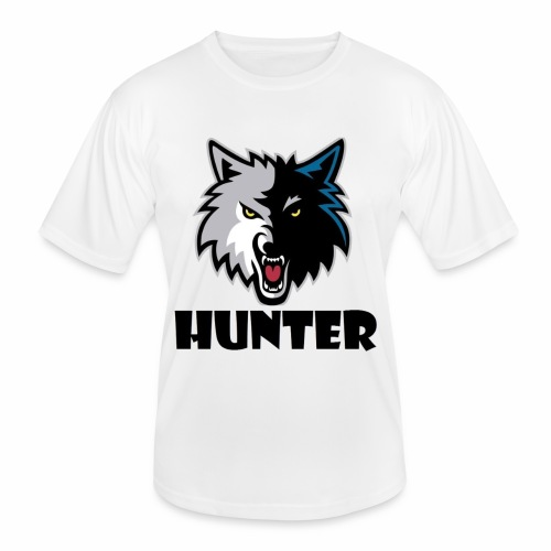 Hunter T-schirt - Functioneel T-shirt voor mannen