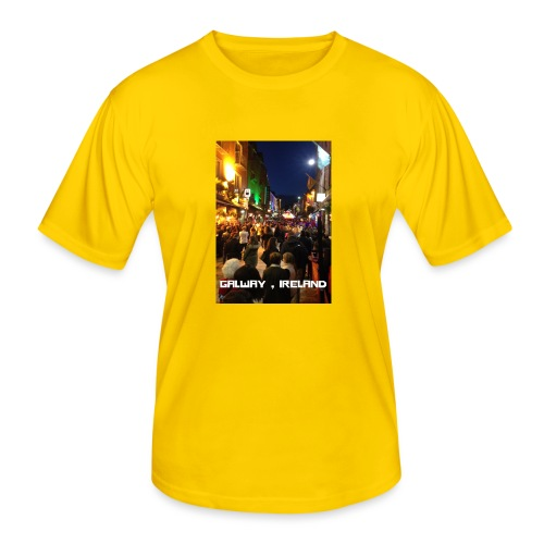 GALWAY IRELAND SHOP STREET - Men's Functional T-Shirt