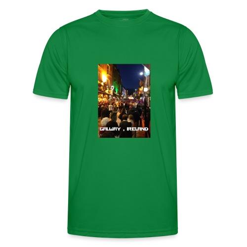 GALWAY IRELAND SHOP STREET - Men's Functional T-Shirt