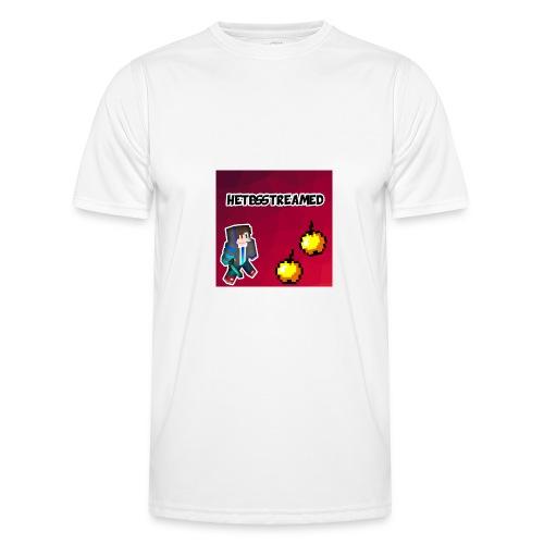 Logo kleding - Functioneel T-shirt voor mannen
