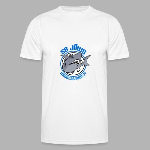 SB JAWS - Miesten tekninen t-paita