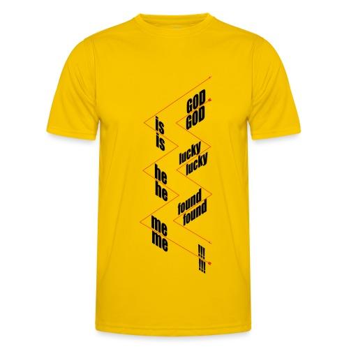 G.I.L.H.F.M. - Functioneel T-shirt voor mannen