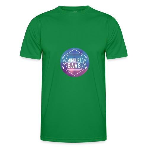 MindLift BAAS - Functioneel T-shirt voor mannen