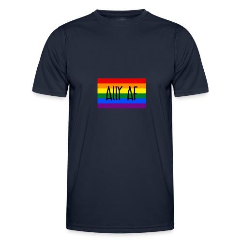 ally af - Männer Funktions-T-Shirt