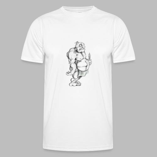 Big man - Männer Funktions-T-Shirt