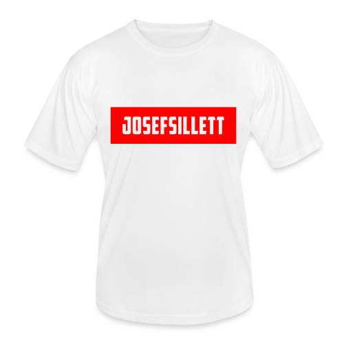 Josef Sillett Red - Men's Functional T-Shirt
