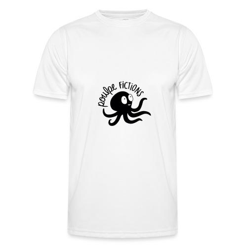 POULPE FICTION - T-shirt sport Homme