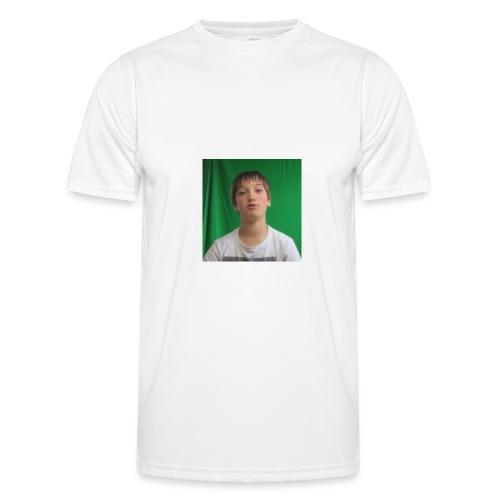 Game4you - Functioneel T-shirt voor mannen