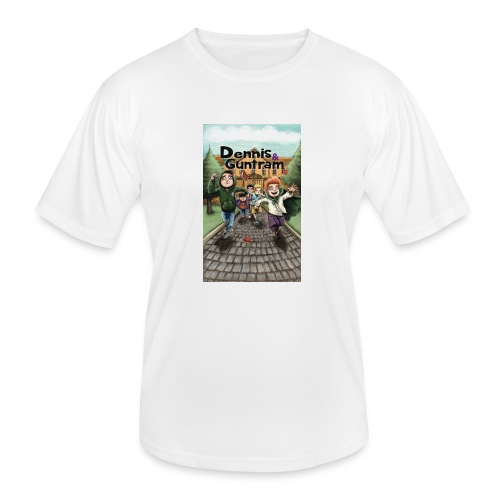 DuG-Band1-Kurztitel - Männer Funktions-T-Shirt