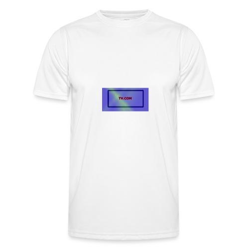 TV.COM - Miesten tekninen t-paita