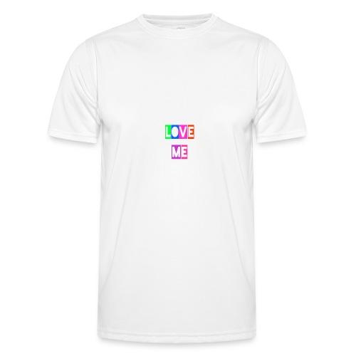 LoveMe - Camiseta funcional para hombres
