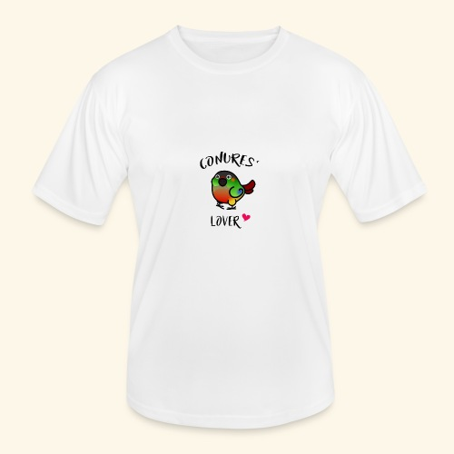 Conures' Lover: opaline - T-shirt sport Homme