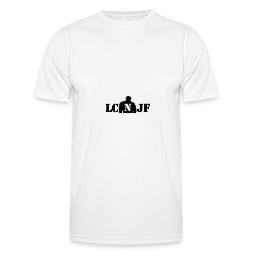 Capture Copie 3 - T-shirt sport Homme