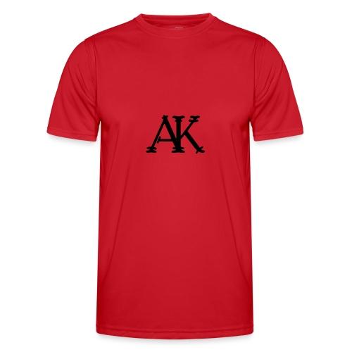 Brand logo - Functioneel T-shirt voor mannen